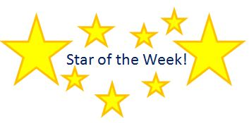 Image result for star of the week images